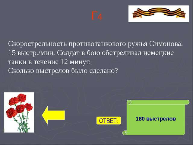 И5 11 944 100 человек ОТВЕТ: Столько советских людей погибло в Великой Отечес...