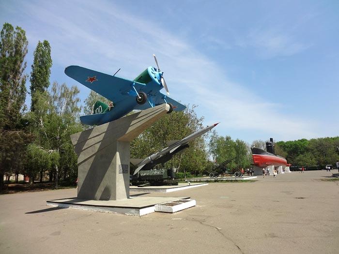 Мемориал героической обороны Одессы - 411-я батарея