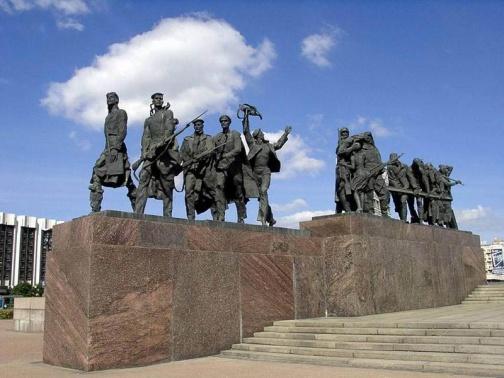 Город герой Ленинград. мемориал