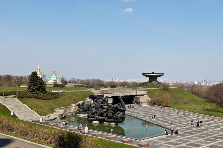 Город-герой Киев мемориал