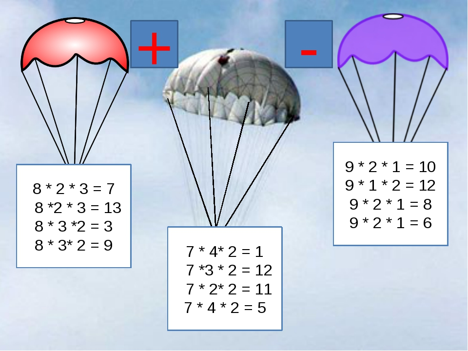 8 * 2 * 3 = 7 8 *2 * 3 = 13 8 * 3 *2 = 3 8 * 3* 2 = 9 9 * 2 * 1 = 10 9 * 1 *...
