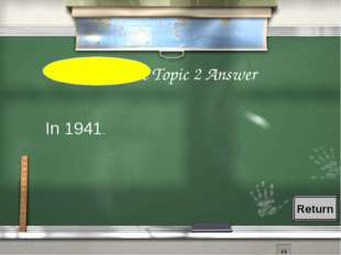 5th Grade Topic 2 Answer In 1941. Return