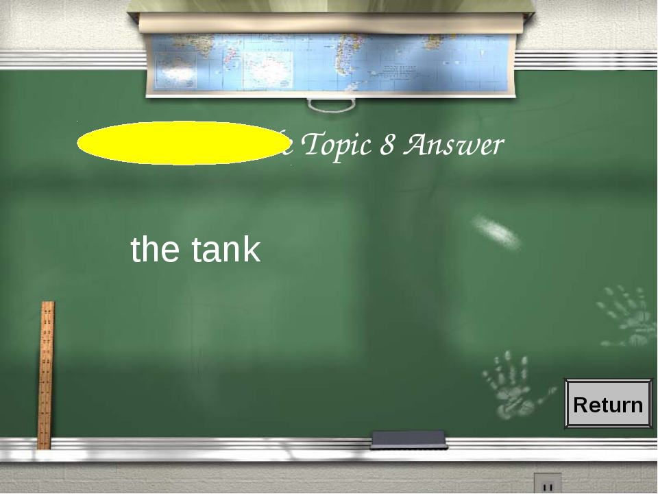 2nd Grade Topic 8 Answer the tank Return