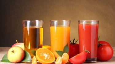 обои яблочный, стаканы, апельсиновый, томатный, Соки 1366x768 58845