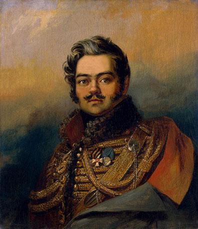 Генерал-майор ДАВЫДОВ (2-й) Денис Васильевич