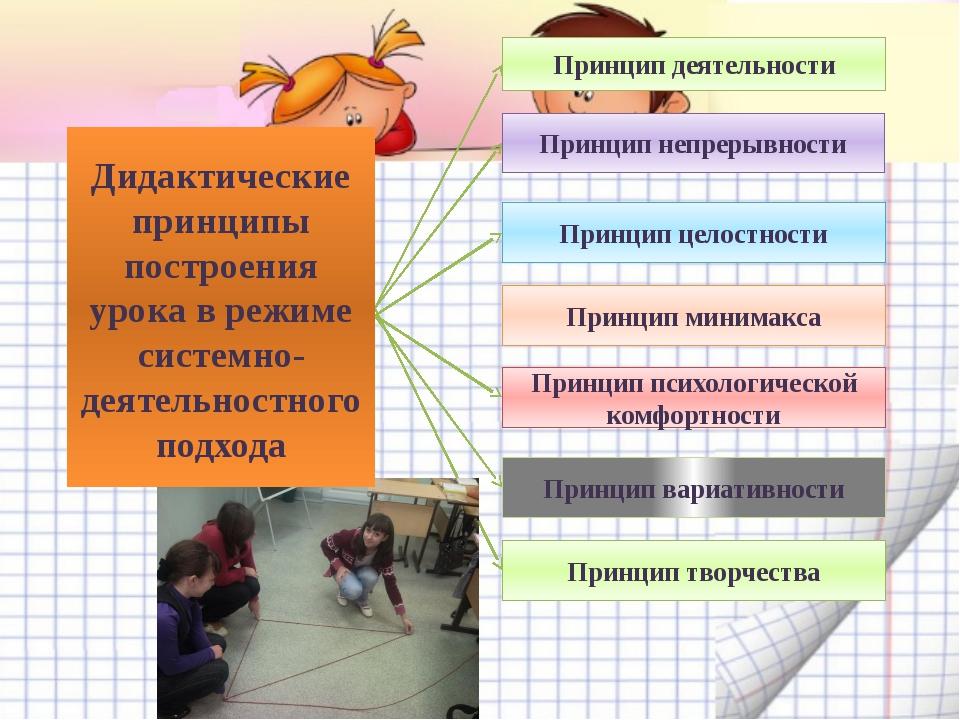 Принцип двуязычия в начальной школе