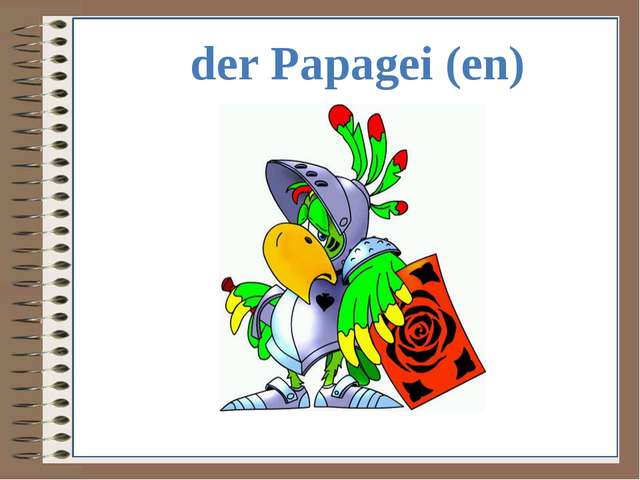 der Papagei (en)