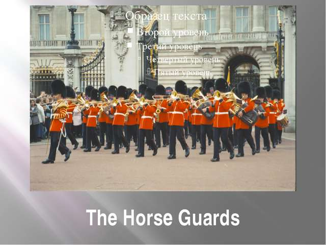 The Horse Guards