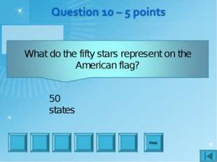 Stop 50 states