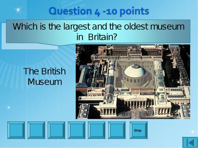 Stop The British Museum