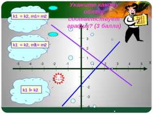 Отвечай  Дана функция у= -6х. Найдите  Значение k;  Значение у, если х= 5