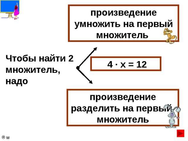 Числа при делении называются… первый множитель, второй множитель первое слаг...