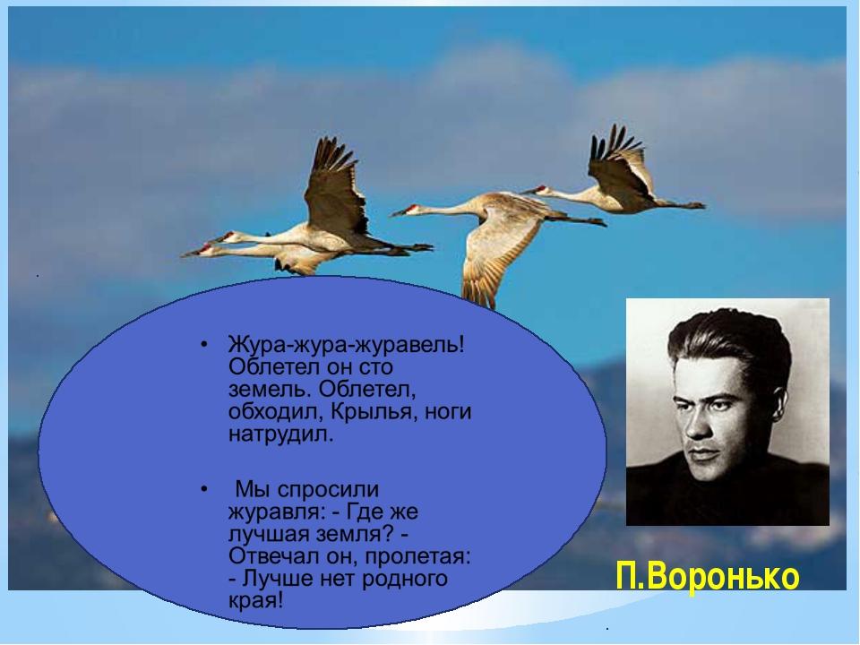 П.Воронько