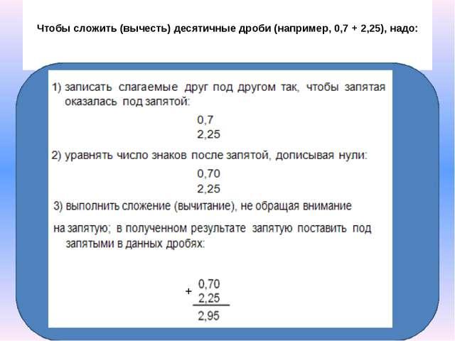 Как умножить десятичную дробь на 10, 100, 1000 и т. д?