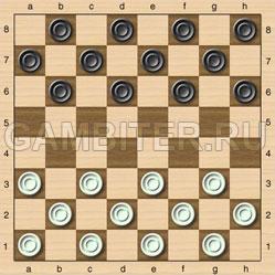 правила русских шашек
