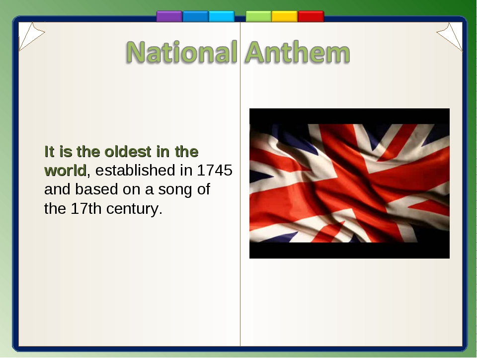 It is the oldest in the world, established in 1745 and based on a song of the...