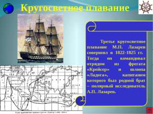 Антарктическая экспедиция 28 января 1820 экспедиция открыла Антарктиду; прибл