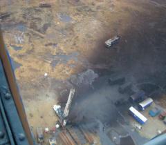 Разлив Нефти произошел в Ненецком АО на месторождении Требса