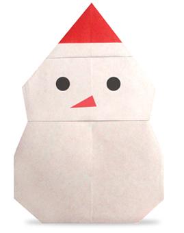 http://ru.origami-club.com/xmas/snowman2/snowman2.jpg