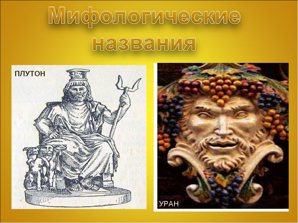 УРАН ПЛУТОН