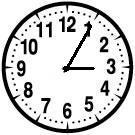 clock 3 05
