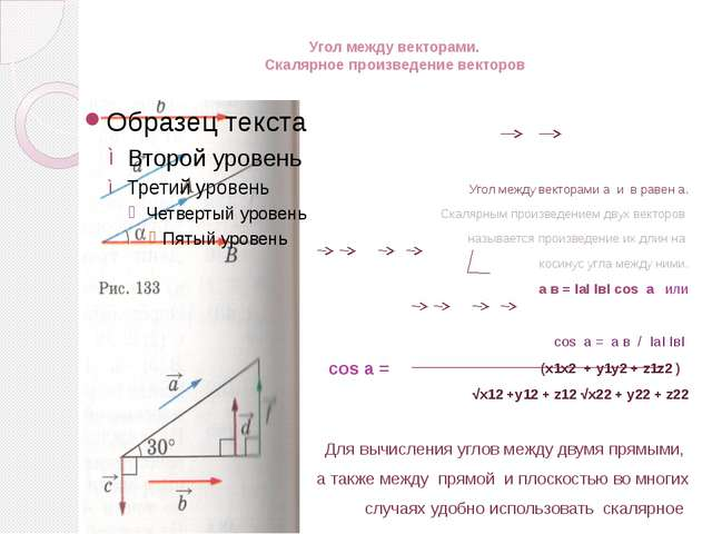 Ключевые задачи раздела №401 Найдите координаты проекций точек А(2; -3; 5), В...