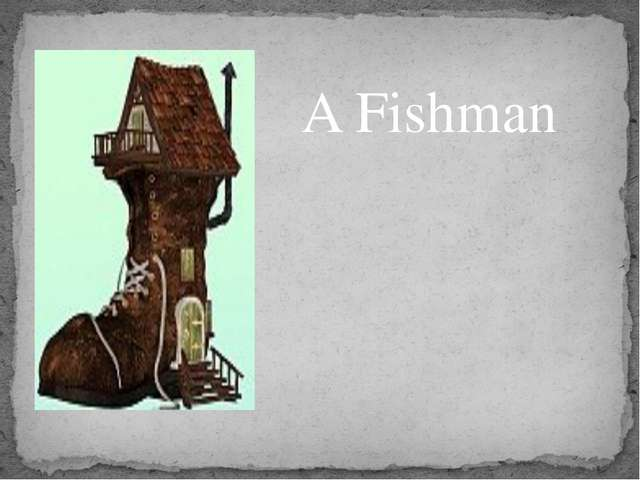 A Fishman