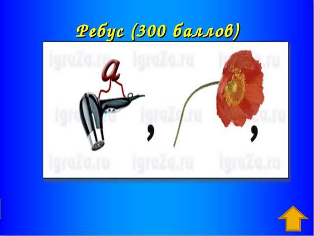 Ребус (300 баллов) Ответ: апофема