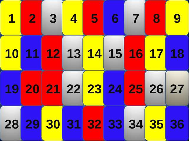 1 2 4 5 6 8 9 10 11 12 14 16 17 18 19 20 21 23 24 25 29 30 31 32 33 35 36