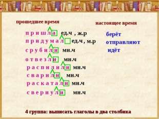 с р у б и л и с в а р и л и с в е р н у л и р а с к а т а л и р а с п и л и л