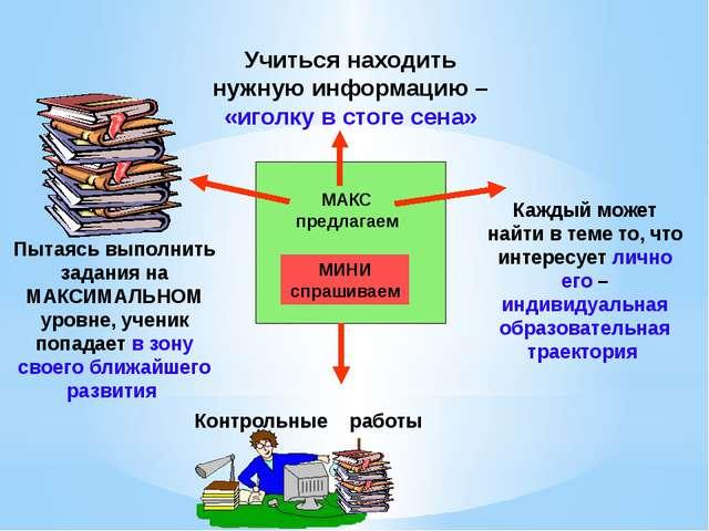 Учиться находить нужную информацию – «иголку в стоге сена» МИНИ спрашиваем М...