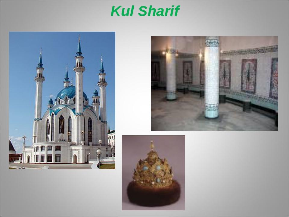 Kul Sharif