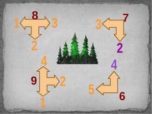9+1+3 9+1=10 10+3=13 9+4=13