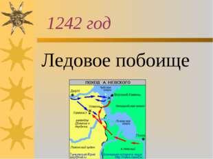 1242 год Ледовое побоище