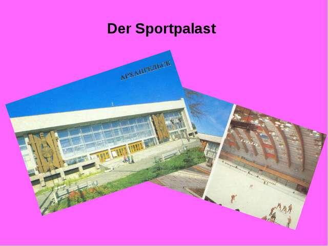 Der Sportpalast