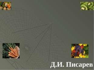 Д.И. Писарев