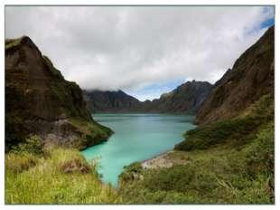 Пинатубо- действующий вулкан Расположен на филлипинском острове Лусон. Послед