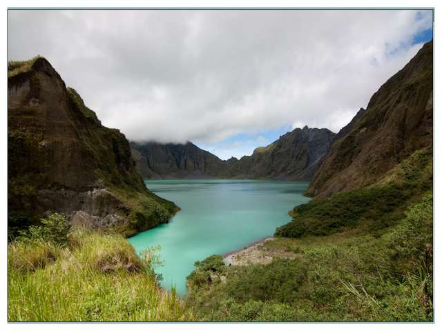 Пинатубо- действующий вулкан Расположен на филлипинском острове Лусон. Послед...