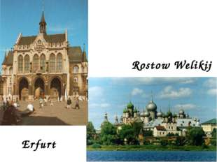 Rostow Welikij Erfurt