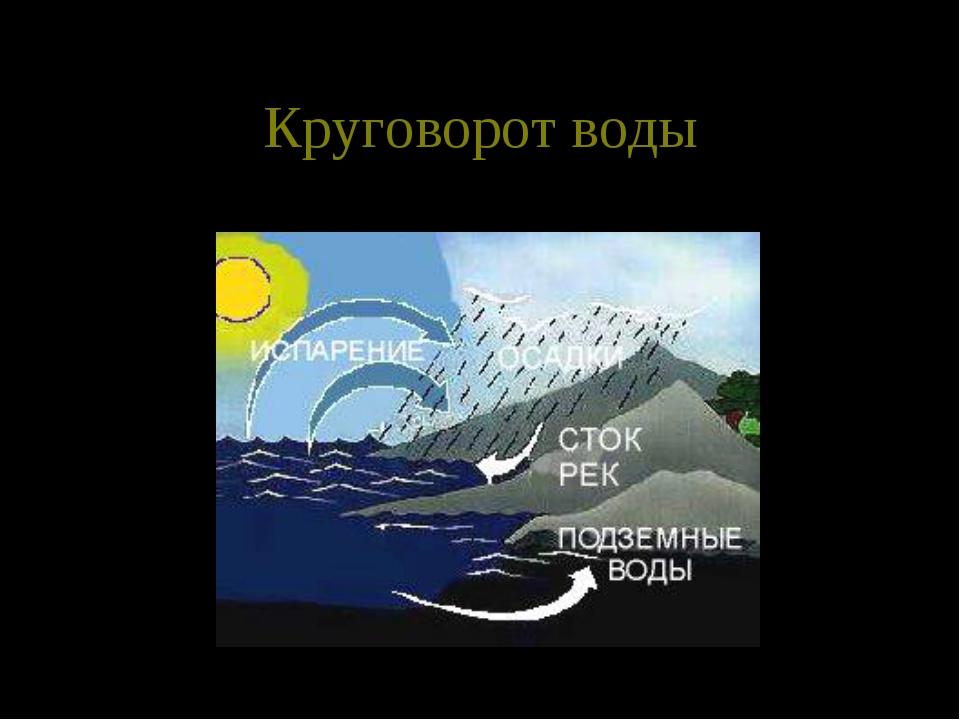 Круговорот воды