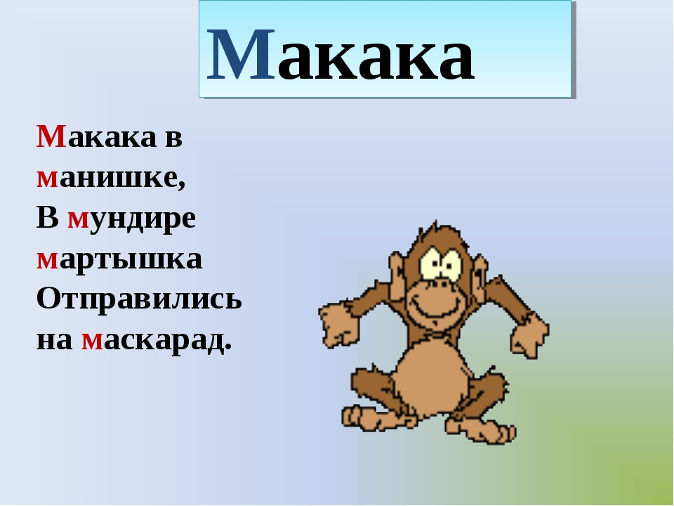 Макака в манишке, В мундире мартышка Отправились на маскарад. Макака