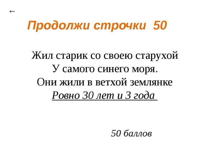 Из каких мы сказок? 40 ← Остров на море лежит, Град на острове стоит… Ель рас...