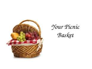 Your Picnic Basket