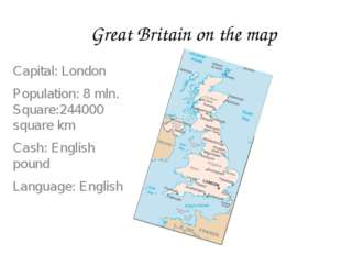 Great Britain The City Scotland Wales Nothern Ireland East End London Westmi