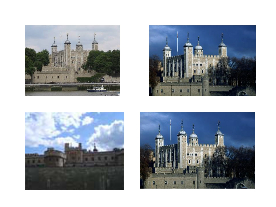 THE TOWER OF LONDON The Tower of London is a very old building. It is nine h...