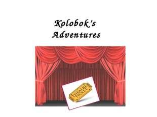 Kolobok's Adventures