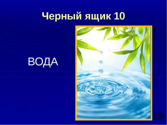 Черный ящик 50 КАМЕНЬ