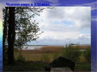 Чудское озеро в ХХI веке.