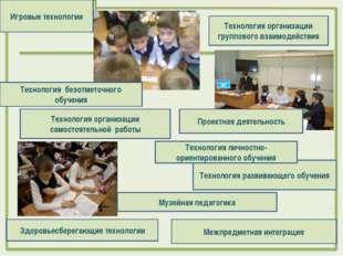 Технология организации группового взаимодействия Технология организации самос