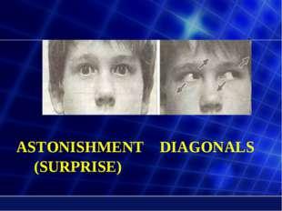 ASTONISHMENT(SURPRISE) DIAGONALS